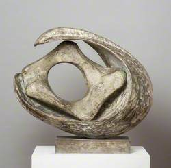 Curved Form with Inner Form
