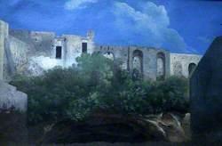 Ruins in Naples