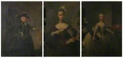 Three Portraits of Countess Ansbach