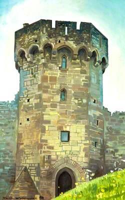 The Woodstock Tower, Caldicot Castle