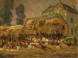 Hay Wagons