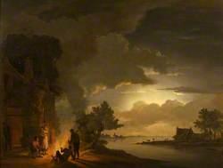 A Moonlight Scene