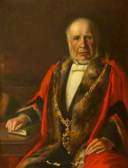 Alderman David Davies, Mayor of Neath (1931–1932)