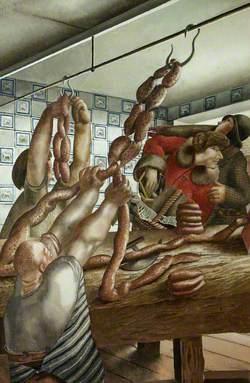 Sausage Shop