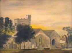 Mynyddislwyn Parish Church