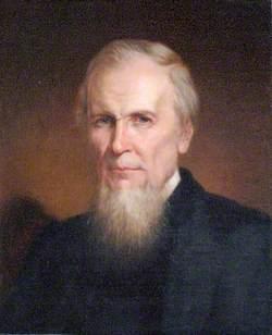 Reverend Edward Roberts