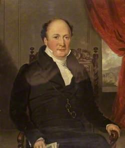 Doctor Hewson (1782–1845), Vicar of Swansea