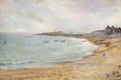 Harbour and Salt House, Port Eynon