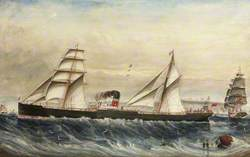 SS 'Inchgarvie'