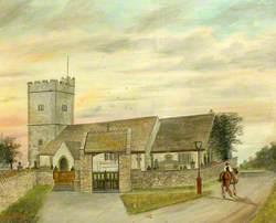 Bedwellty Church