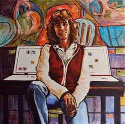 Portrait of Jenny, Slide Librarian