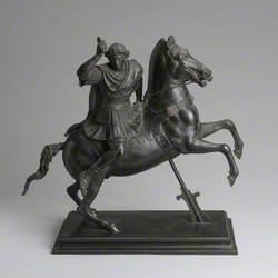 Alexander the Great on Horseback
