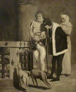 Cardinal Valeane and the Cage of Torture