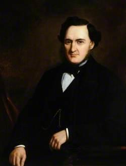 Mr James Fox (d.1885)