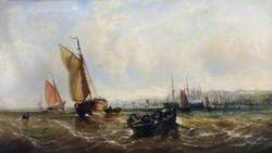 On the Mersey