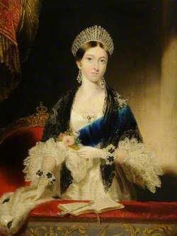 The Young Queen Victoria (1819–1901)