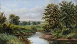 Canon Hall Park River Landscape, South Yorkshire