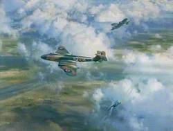 616 AAE Squadron, Manston, Kent