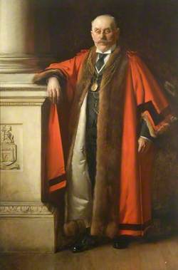 Alderman George Thomas Tuby (1857–1932), Mayor of Doncaster (1921–1922)