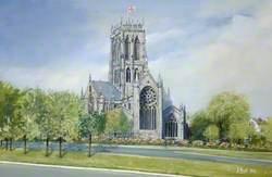 St George's Church, Doncaster, South Yorkshire