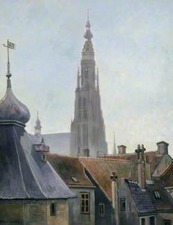 The Cathedral, Breda, The Netherlands