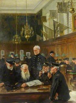 The News, Chelsea Pensioners