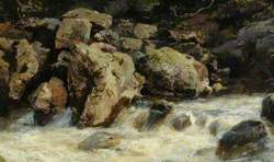 Rocks and River