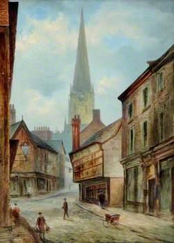 Bridgegate, Rotherham, South Yorkshire