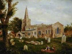 Mexborough Church, South Yorkshire