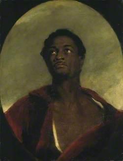 Head of a Man (?Ira Frederick Aldridge)
