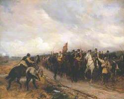 Cromwell at Dunbar