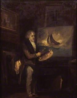 Portrait of J. M. W. Turner, RA