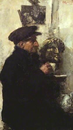 Portrait of the Artist's Father (Ritratto del padre)