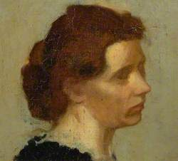 Head of a Woman (Tête de femme)