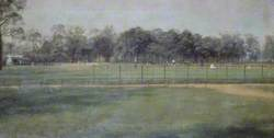 Kensington Gardens: Vicinity of the Pond