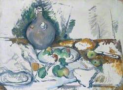 Still Life with Water Jug (Nature morte à la cruche)