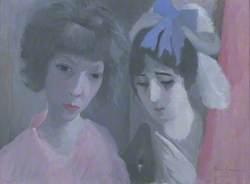 Portraits (Marie Laurencin, Cecilia de Madrazo and the Dog Coco)