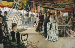 The Ball on Shipboard