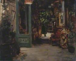 Old Curiosity Shop, Dieppe