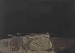 Grey and Green Painting (Peinture grise et verte)