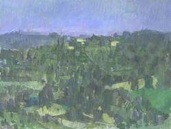 Landscape from the Balcony