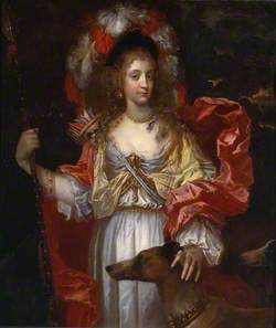 Portrait of a Lady, as Diana