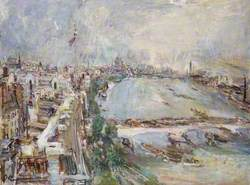 View of the Thames