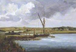 View on the Deben