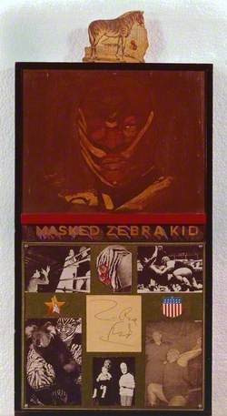 The Masked Zebra Kid