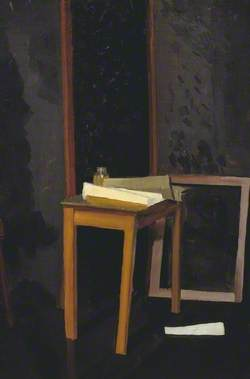 Studio Interior, Hampstead