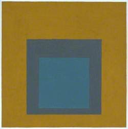 Study for Homage to the Square