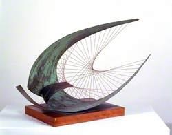 Stringed Figure (Curlew), Version II