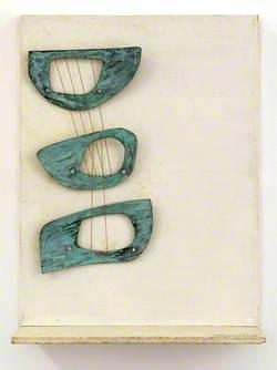 Maquette, 'Three Forms in Echelon'