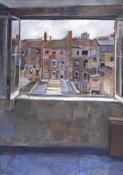 Open Window, Spitalfields